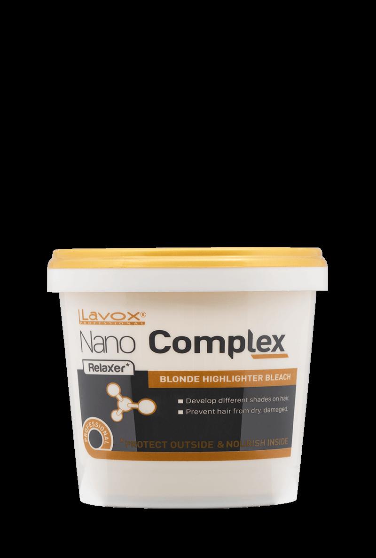 Bột Tẩy Tóc Nano Complex