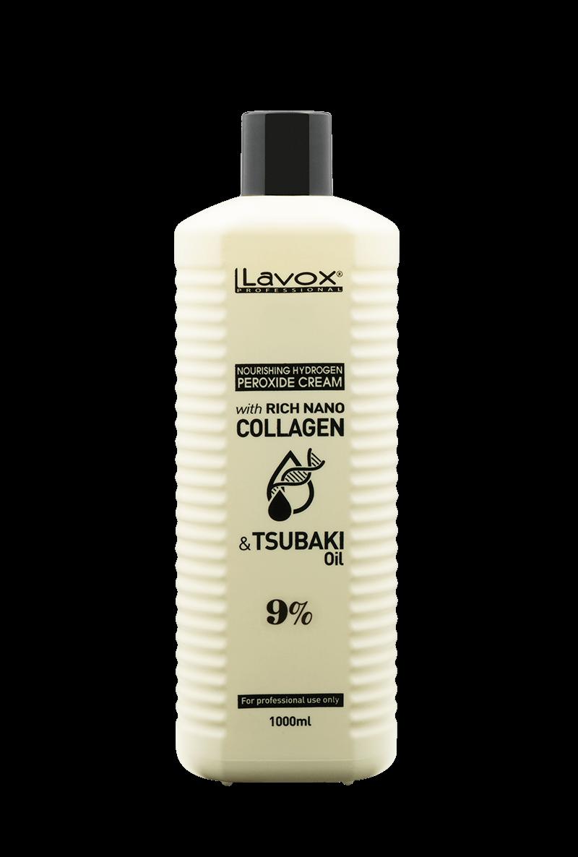 Oxy Siêu Dưỡng Giàu Tsubaki Oil & Nano Collagen 3% – 6% – 9% – 12% Lavox