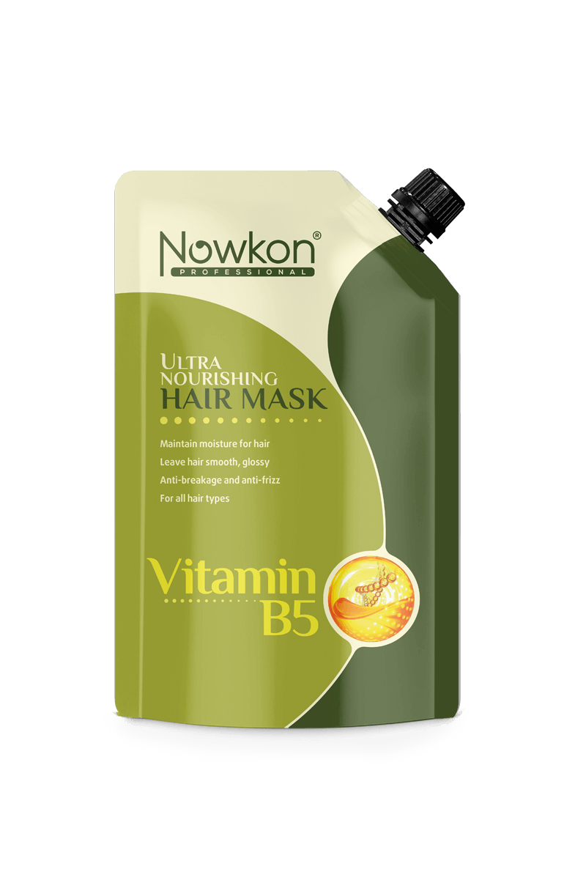 Mặt Nạ Tóc Siêu Dưỡng – Vitamin B5