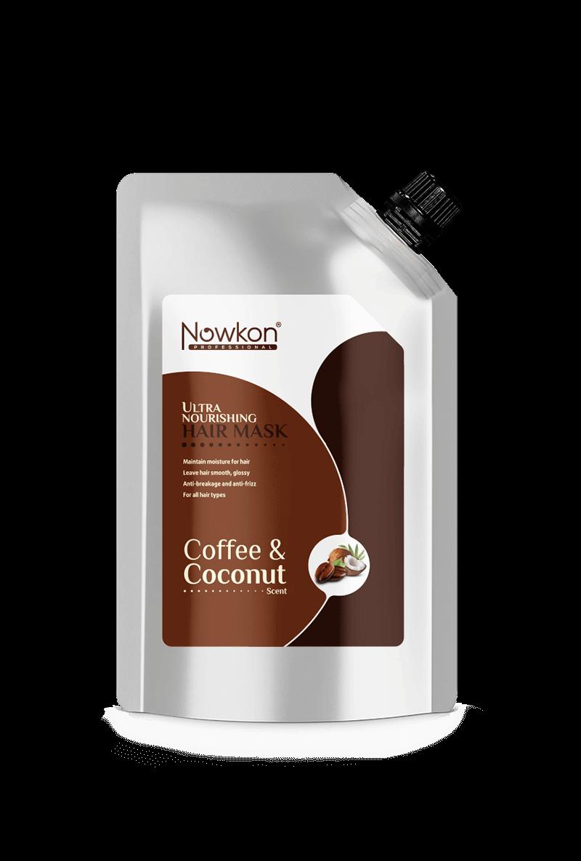 Mặt Nạ Phục Hồi Siêu Dưỡng Tóc – Coffee & Coconut