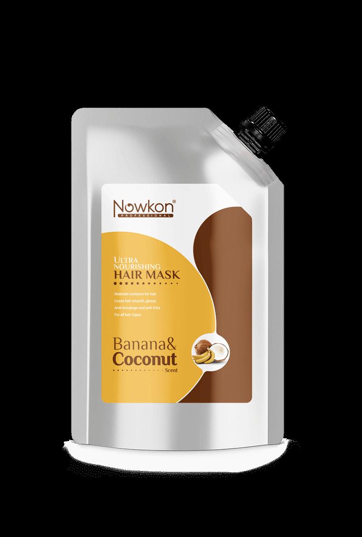 Mặt Nạ Tóc Siêu Dưỡng – Banana & Coconut