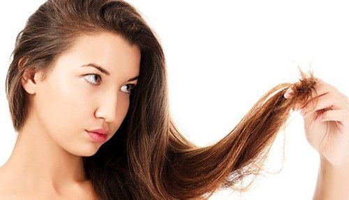 Cân bằng dầu trên tóc giúp tóc bóng mượt tự nhiên
