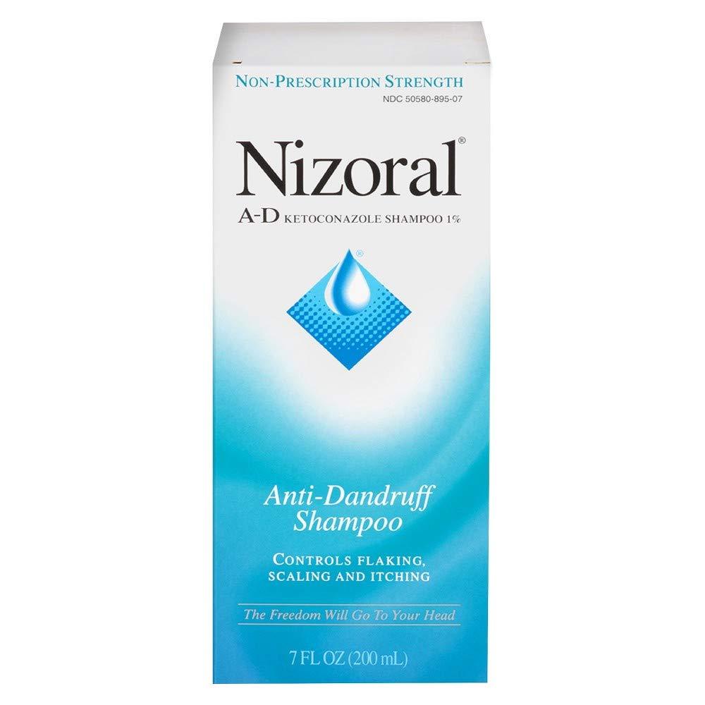 Trị gàu hiệu quả không thể quên Nizoral