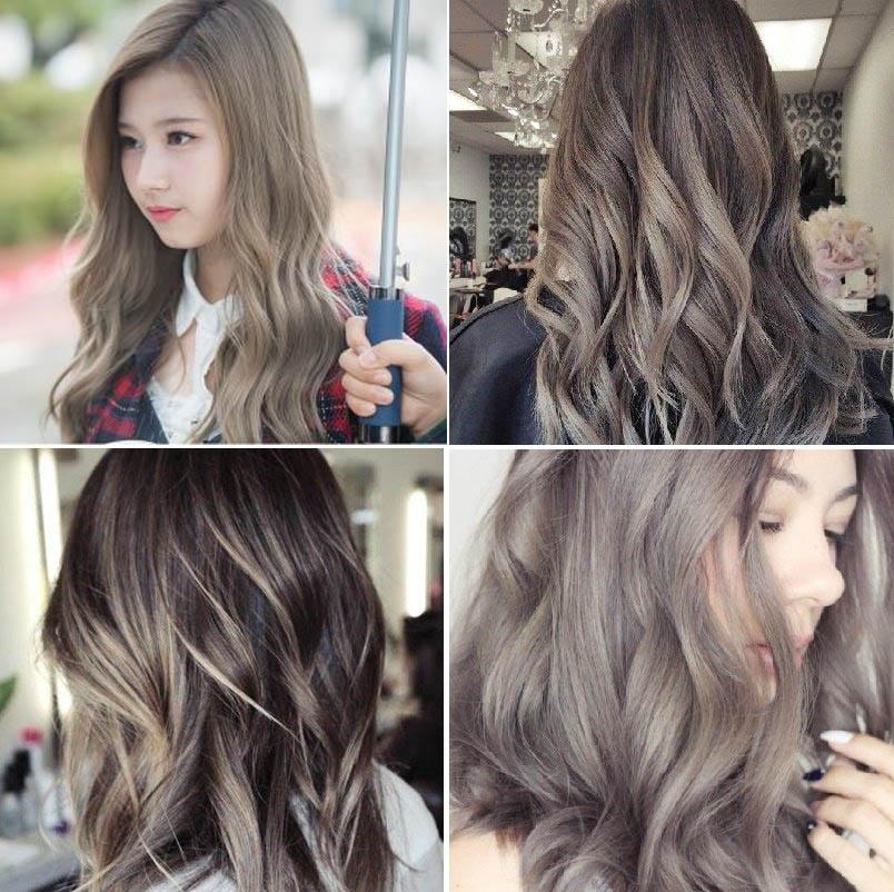 Các dòng dầu gội nhuộm nào cho màu tóc như ý?
