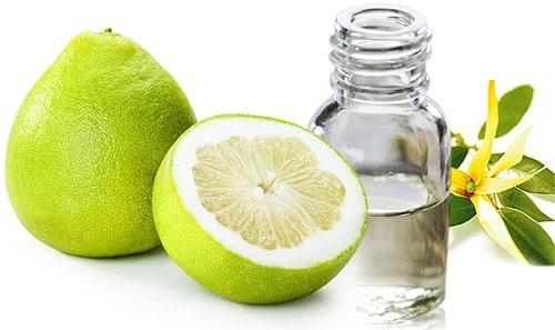 Tinh dầu bưởi có nhiều lợi ích tuyệt vời không chỉ là trị rụng tóc