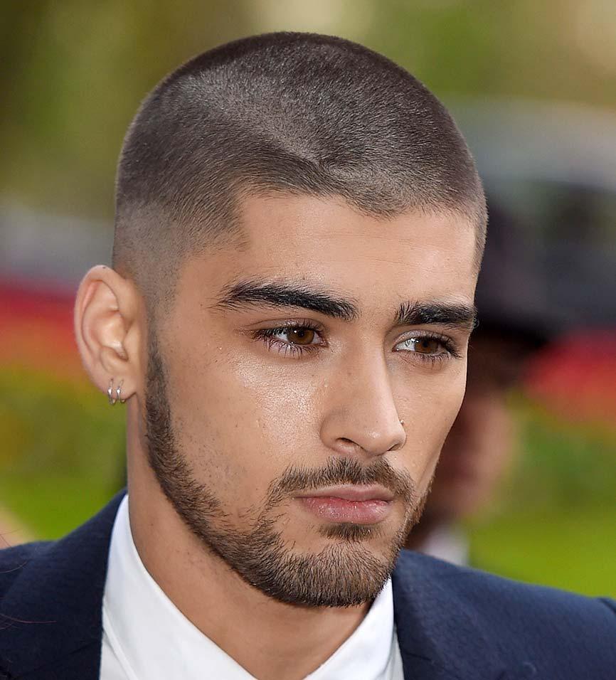 Kiểu tóc Buzz Cut cực ngắn gọn cho nam giới