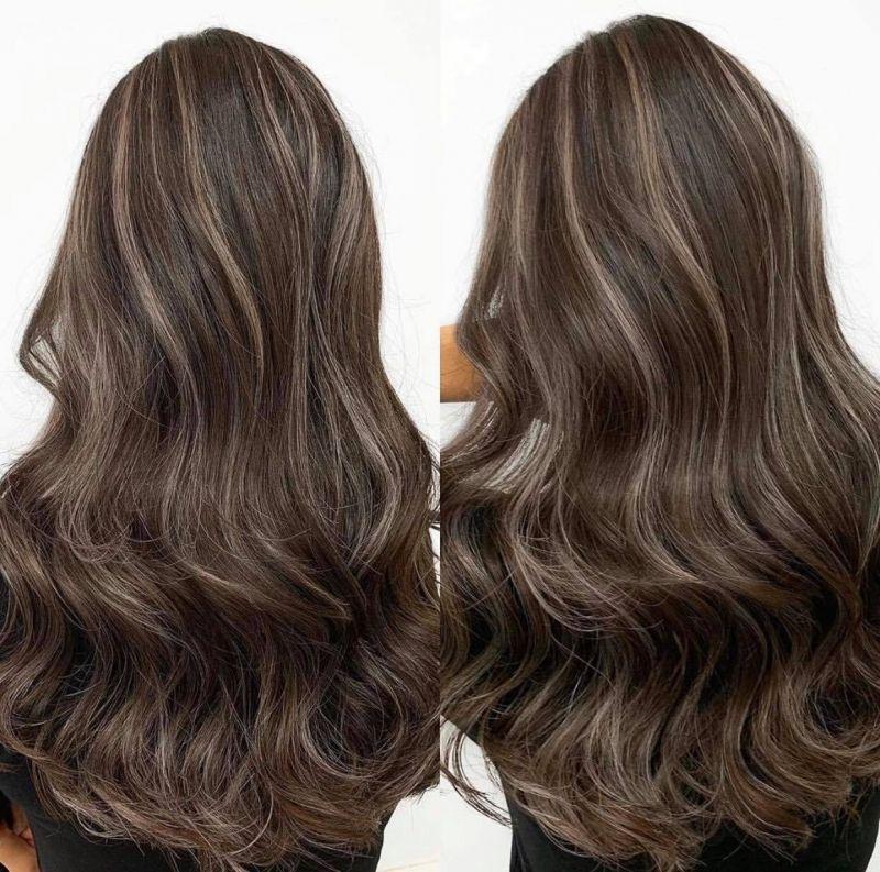 """Không cần tẩy tóc vẫn có những sợi """"light"""" đẹp"""