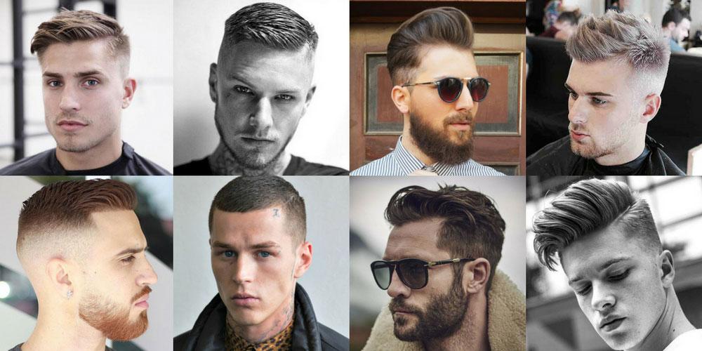 Một số kiểu tóc nam gọn gàng giúp bạn trông điển trai hơn