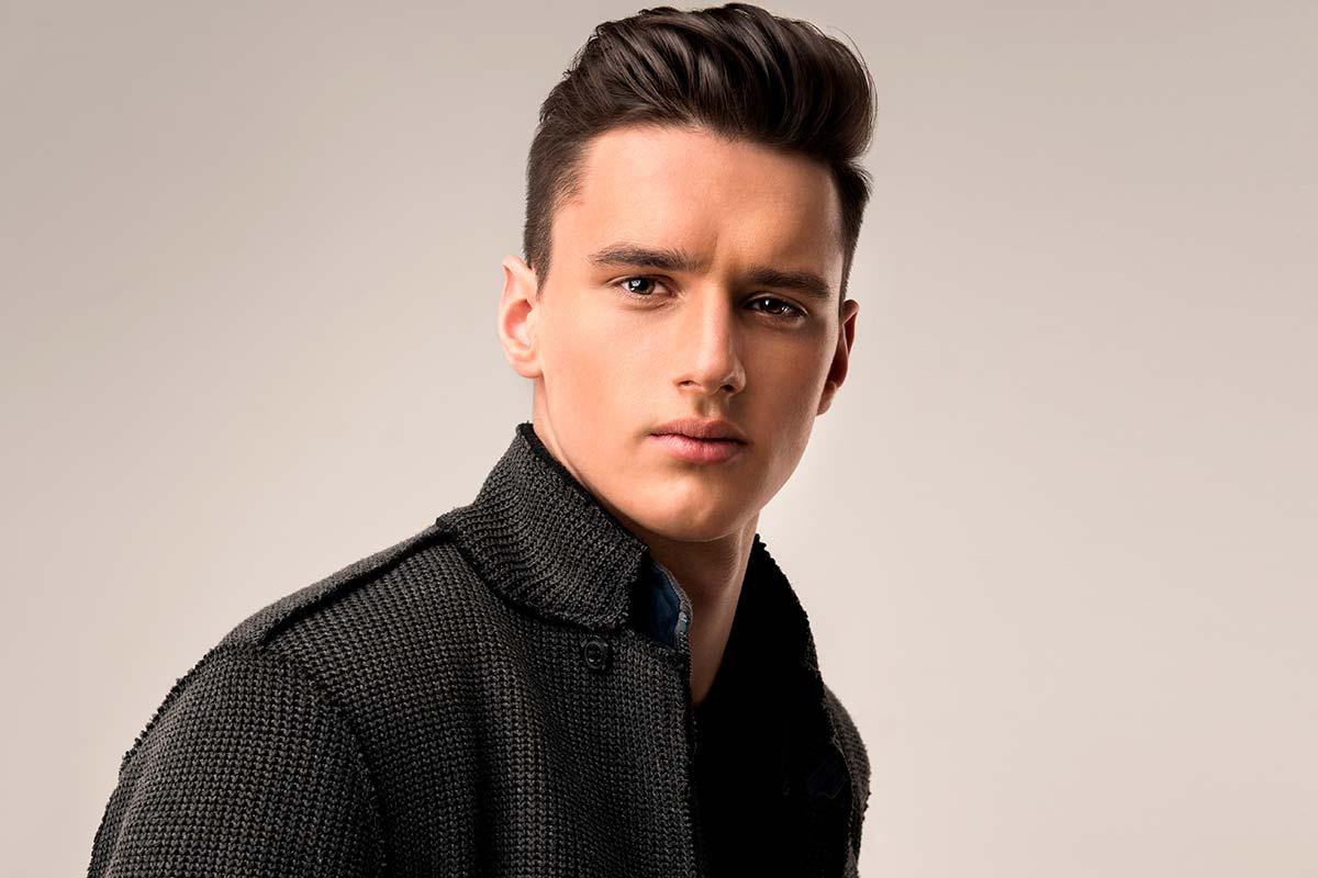 Kiểu tóc Qiff mang đến phong cách lịch lãm cho nam giới