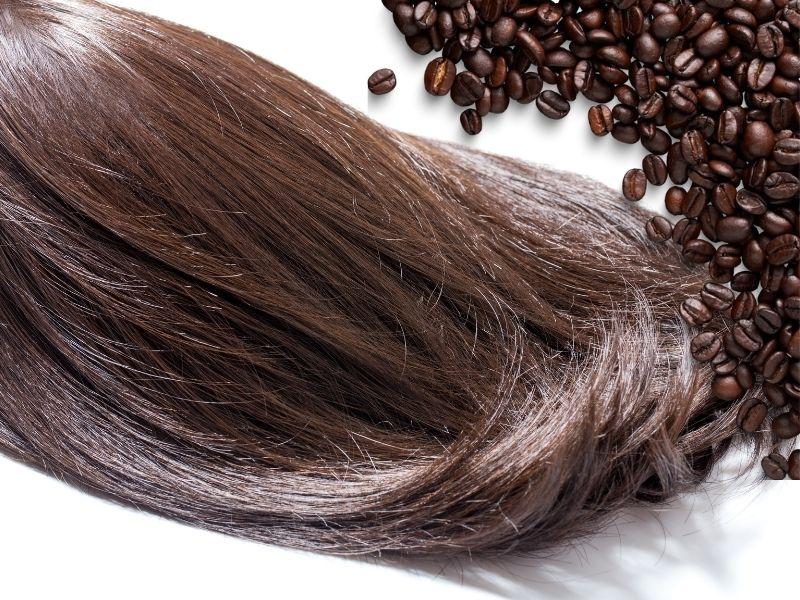 Bạn đã biết cách nhuộm tóc tại nhà với bã cà phê chưa?