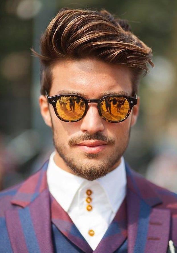 Kiểu tóc uốn phồng phù hợp với mọi gương mặt