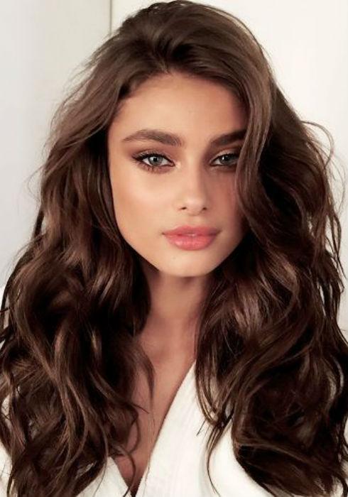 Màu nhuộm tóc nâu socola cho phái nữ nét đẹp nữ tính