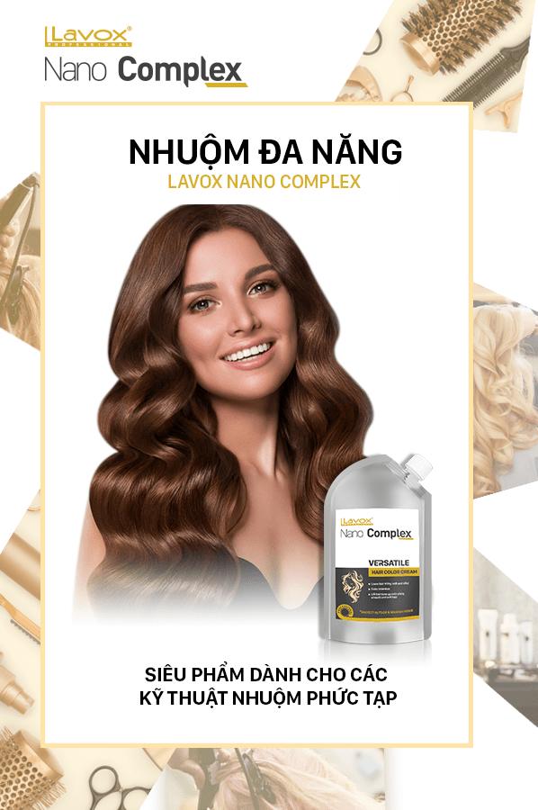 Lựa chọn sản phẩm tốt giúp mái tóc nhuộm lên màu chuẩn và an toàn