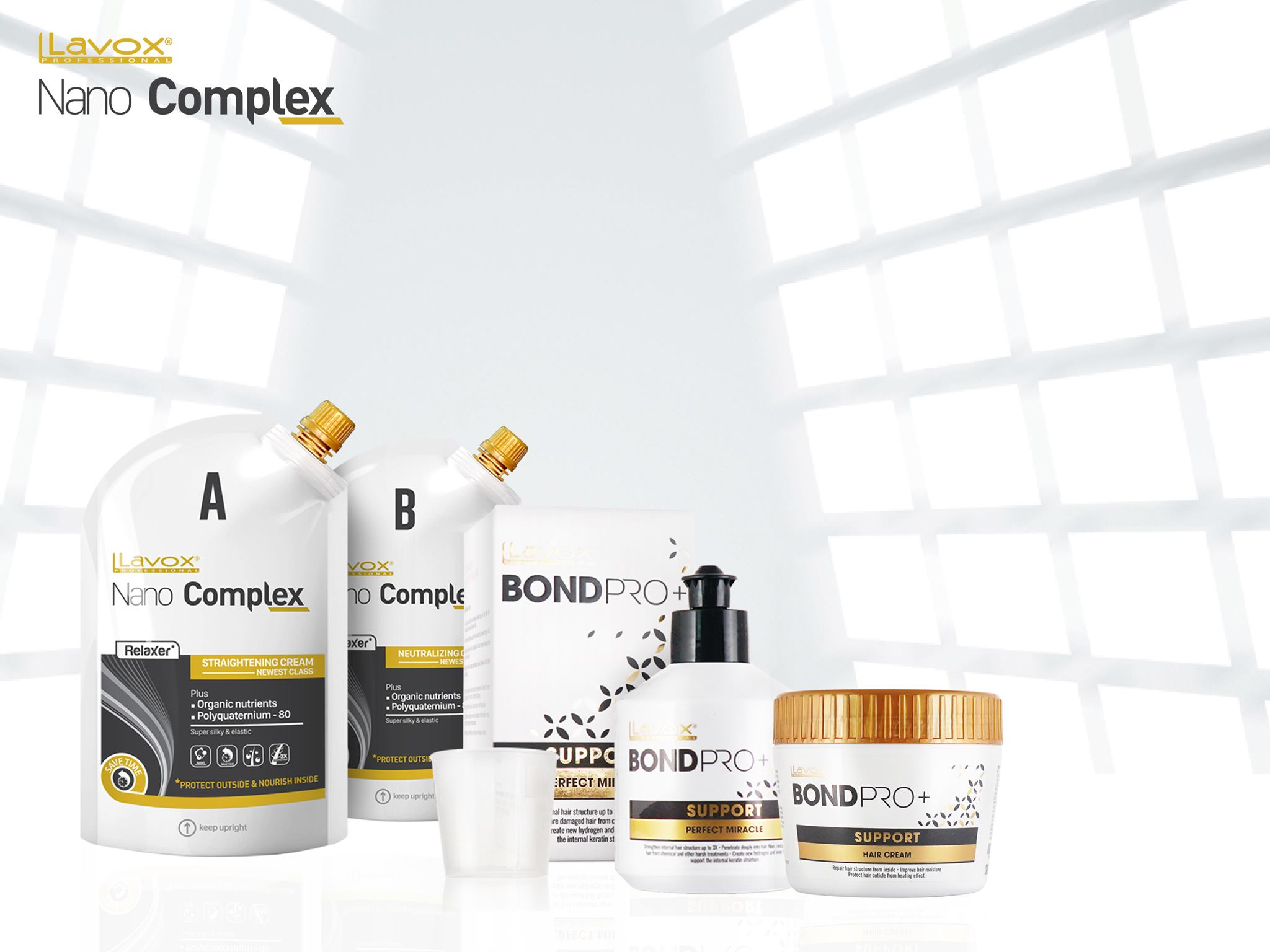 Thần dược Lavox BONDPRO+ - Bảo vệ tóc toàn diện, ngăn ngừa hư tổn