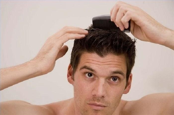 Nam giới sử dụng gel tạo kiểu tóc có gây hại hay không?
