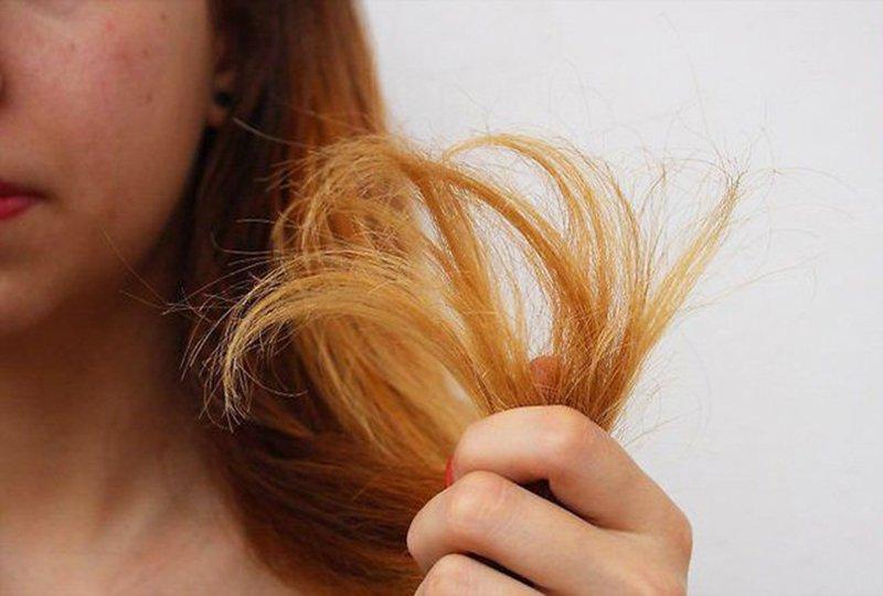 Bảo vệ tóc đúng cách sẽ giúp làm giảm nguy cơ tóc khô xơ