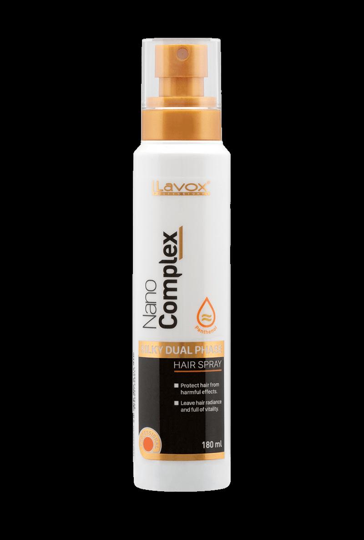 Dưỡng ẩm tự nhiên dạng xịt Lavox Nano Complex phù hợp với mọi loại tóc