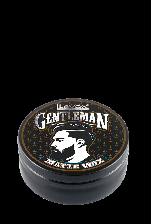 Wax sáp tạo kiểu giữ nếp tóc mềm mượt dành cho nam giới Lavox Gentleman