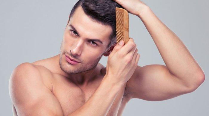 Dưỡng ẩm như thế nào để nam giới có mái tóc đẹp?