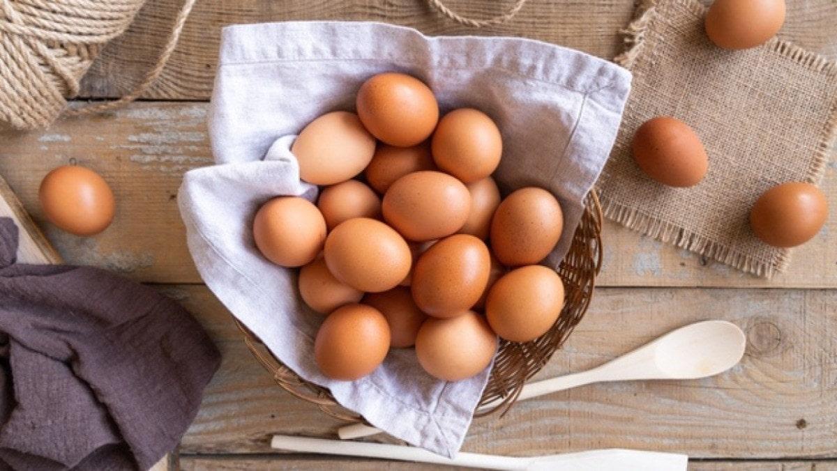Lợi ích từ trứng đem lại thật tuyệt vời