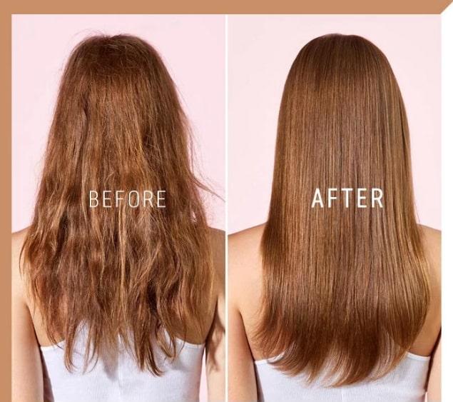 Hiệu quả sau khi hấp collagen nhanh hay chậm tùy thuộc vào tình trạng tóc hiện tại