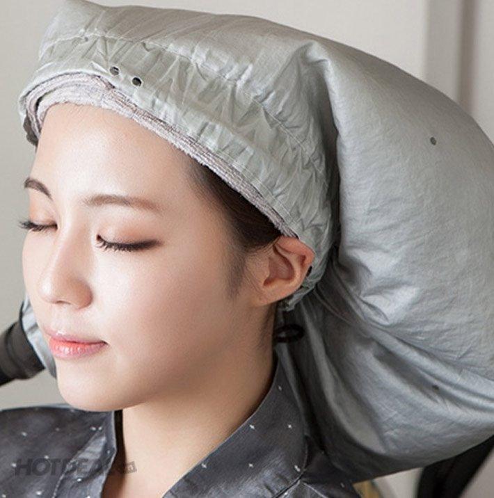 Nên xem kỹ thành phần trước khi mua hấp tóc